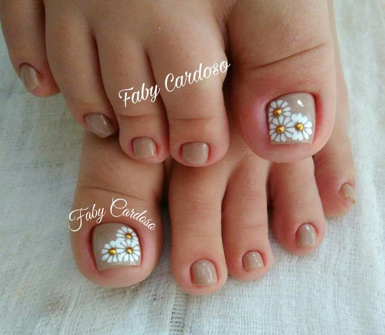 Unhas dos pés decoradas adesivos Unhas do pé decoradas, Unhas do pé e Unhas # Decoração De Unhas Do Pé