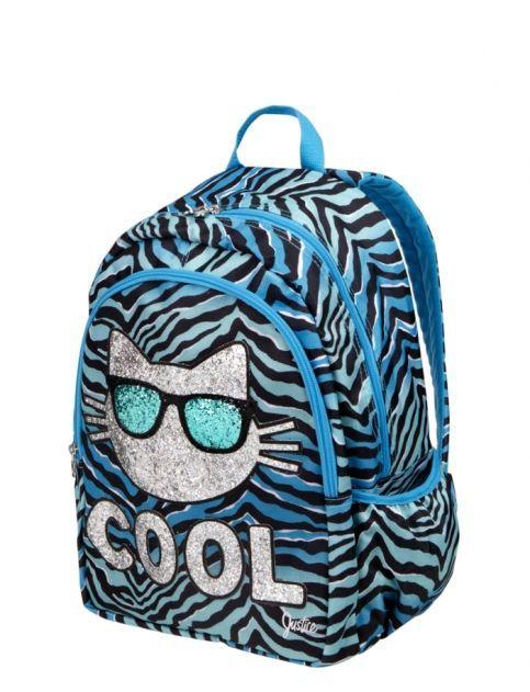 Cool Cat Backpack Girls Backpacks Backpacks School Supplies Shop Justice Girl Backpacks Cool Backpacks For Girls Backpacks