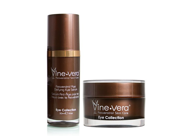 Vine Vera Resveratrol Eye Collection Travel Tips Pinterest Face Beauty And Makeup
