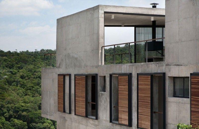 Itahye Residence by Apiacás Arquitetos & Brito Antunes Arquitetura