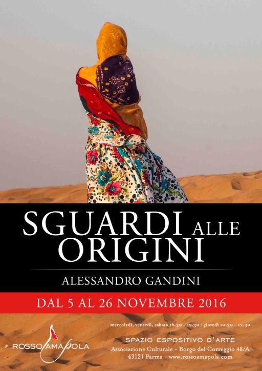 Ha inaugurato il 5 novembre a Parma, negli spazi dell'Associazione Rossoamapola(borgo del Correggio 48/A, Parma) la prima esposizione personale diAlessandro Gandini. Nato a Parma,dove ha s…