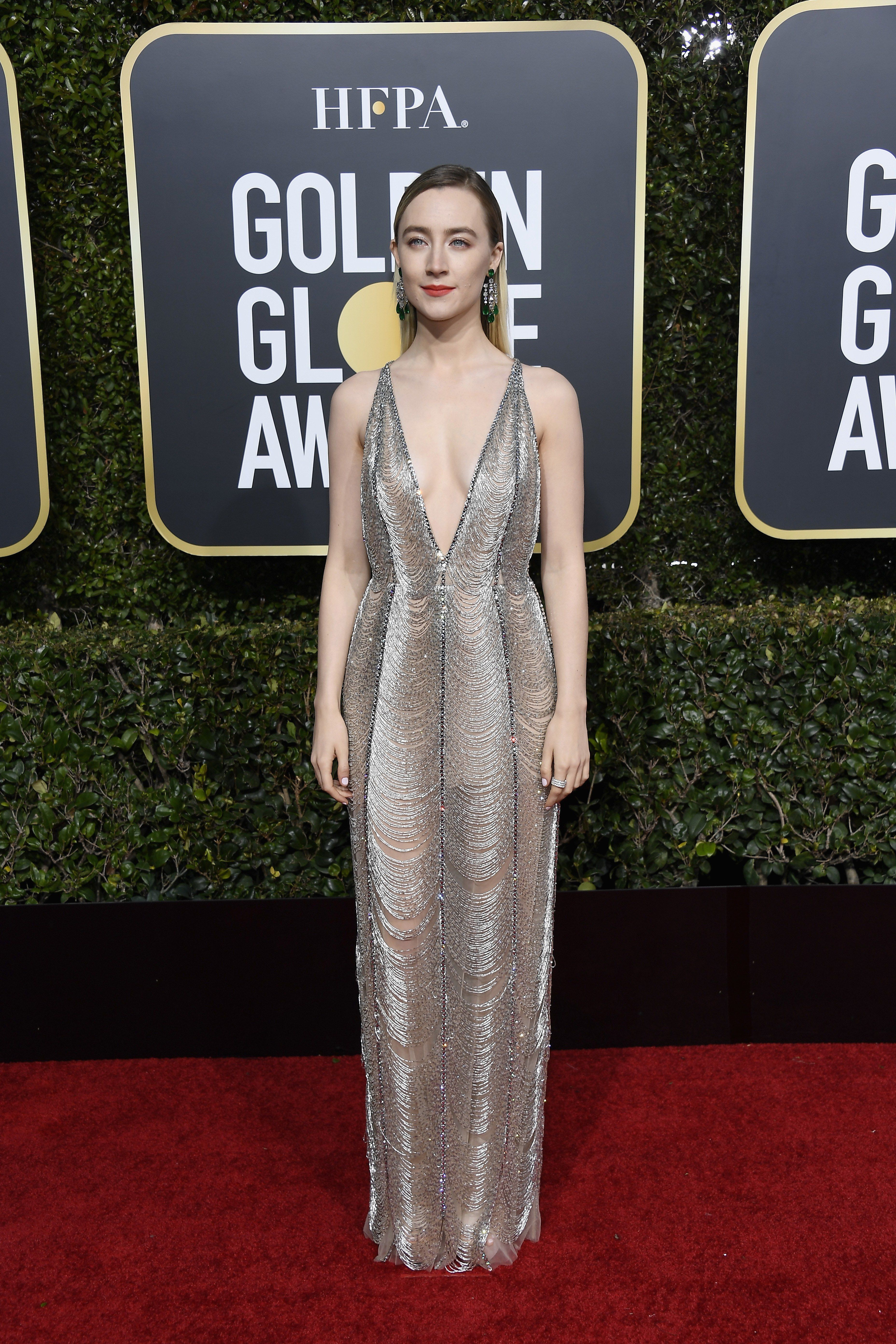 aacba3cddf13 The Best Dressed Celebrities on the Golden Globes 2019 Red Carpet in ...