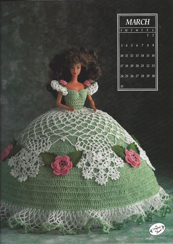 The Antebellum Collection - Annies Calendar Bed Doll - Miss March ...