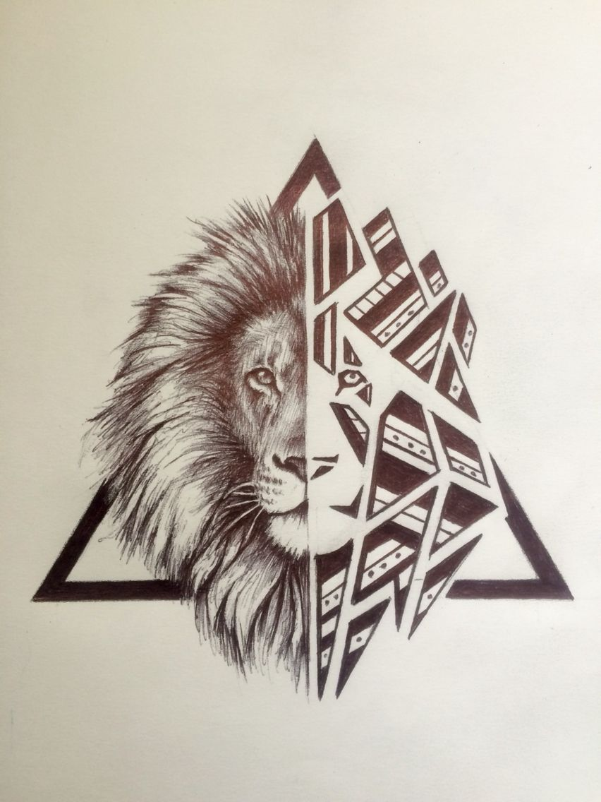 Lion Head Tattoo Design Lion Tattoo Design Tattoo Drawings On Paper Tattoo Design Drawings