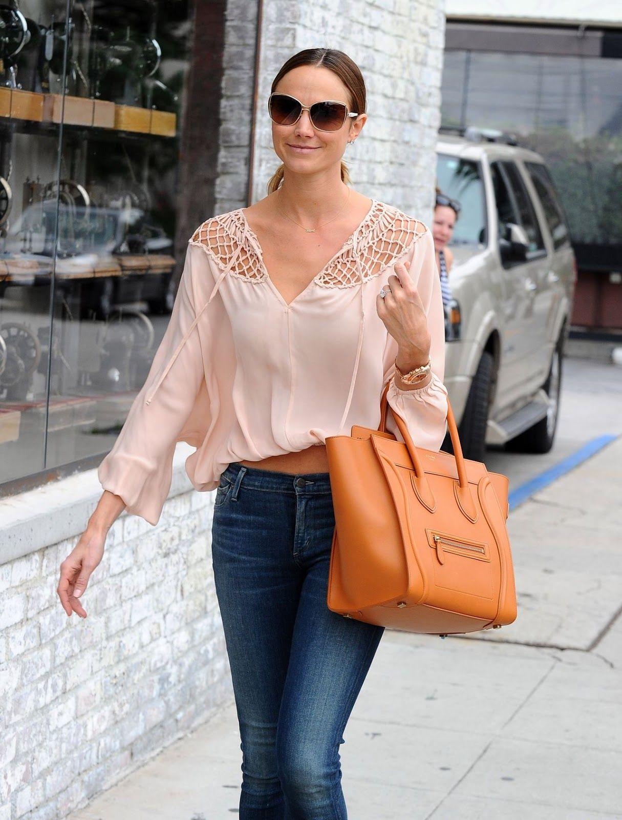 Stacy Keibler Street Style | Outlet Value Blog