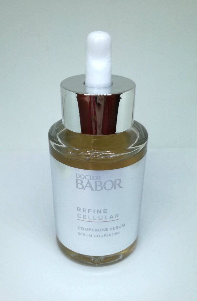 Review Babor Refine Cellular Couperose Serum Serum