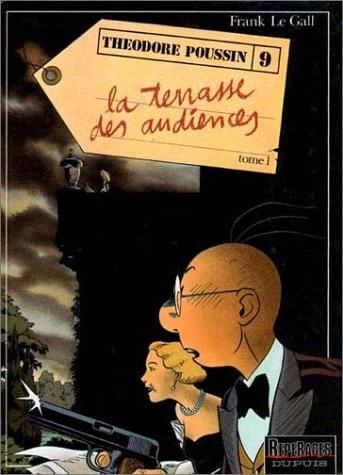 Theodore Poussin 9 La Terrasse Des Audiences T 1 Frank Librairie En Ligne Com Tome Audience Movie Posters