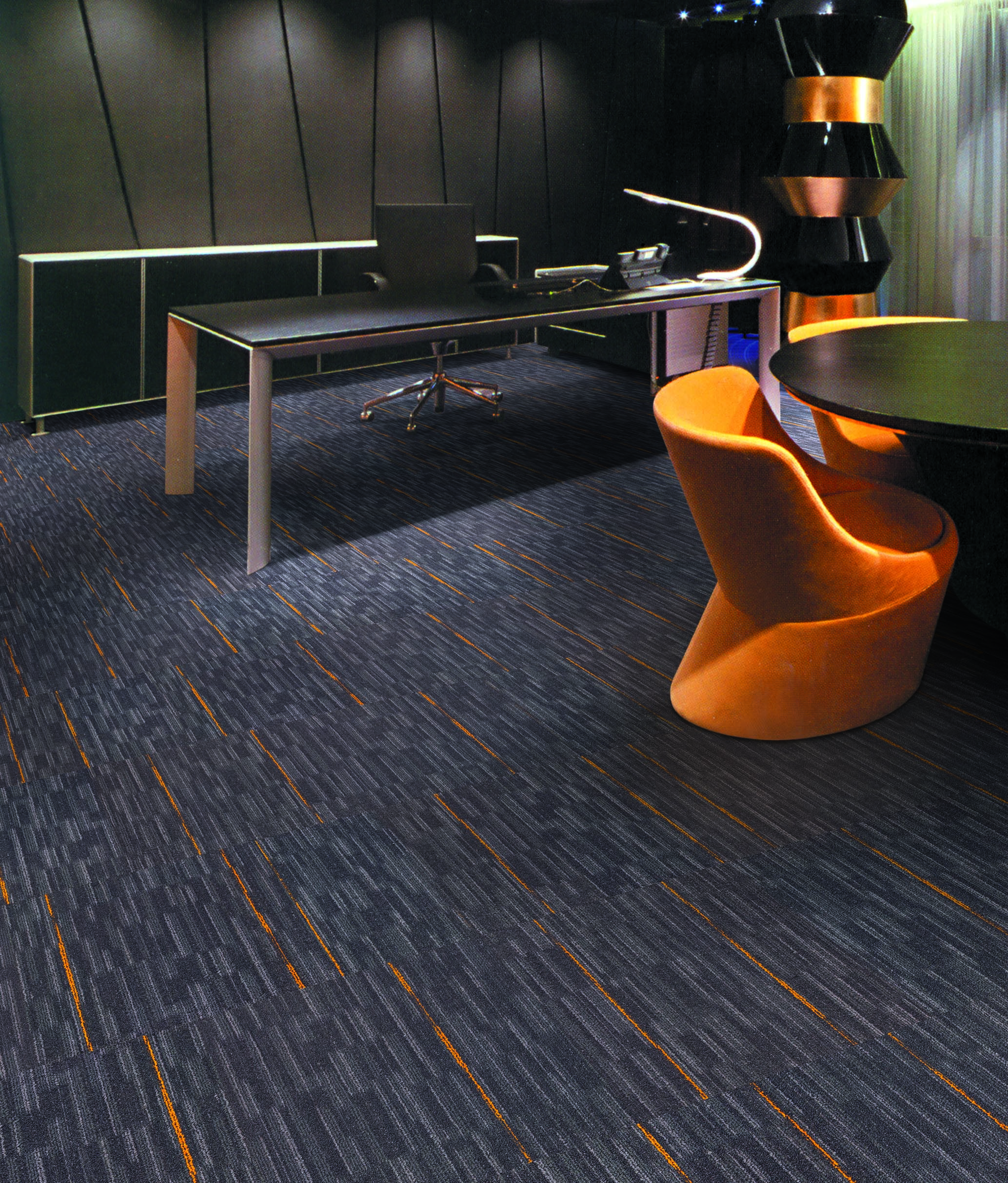 Every Tile Of City Star Has A Vibrant Coloured Line That Acts As An Accent To Give The Whole Floor An Interesting Eff Floor Coverings Carpet Tiles Flooring