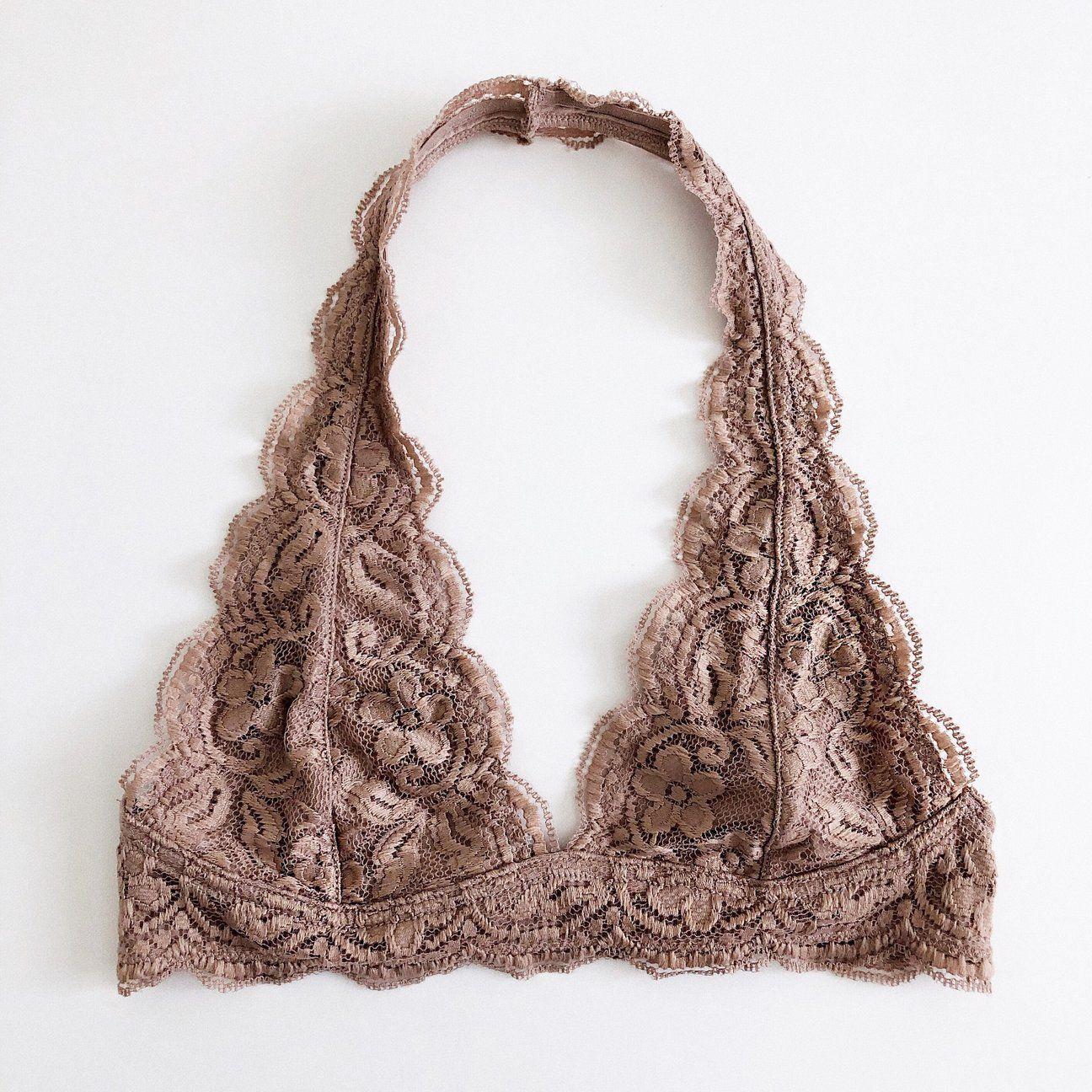 47dd49acb0 Blush Lace Bralette