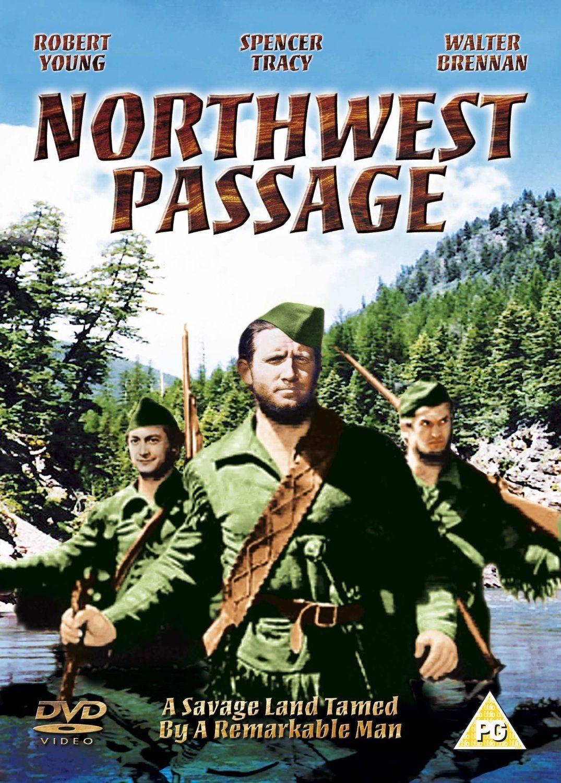Northwest passage dvd 1940 amazoncouk spencer