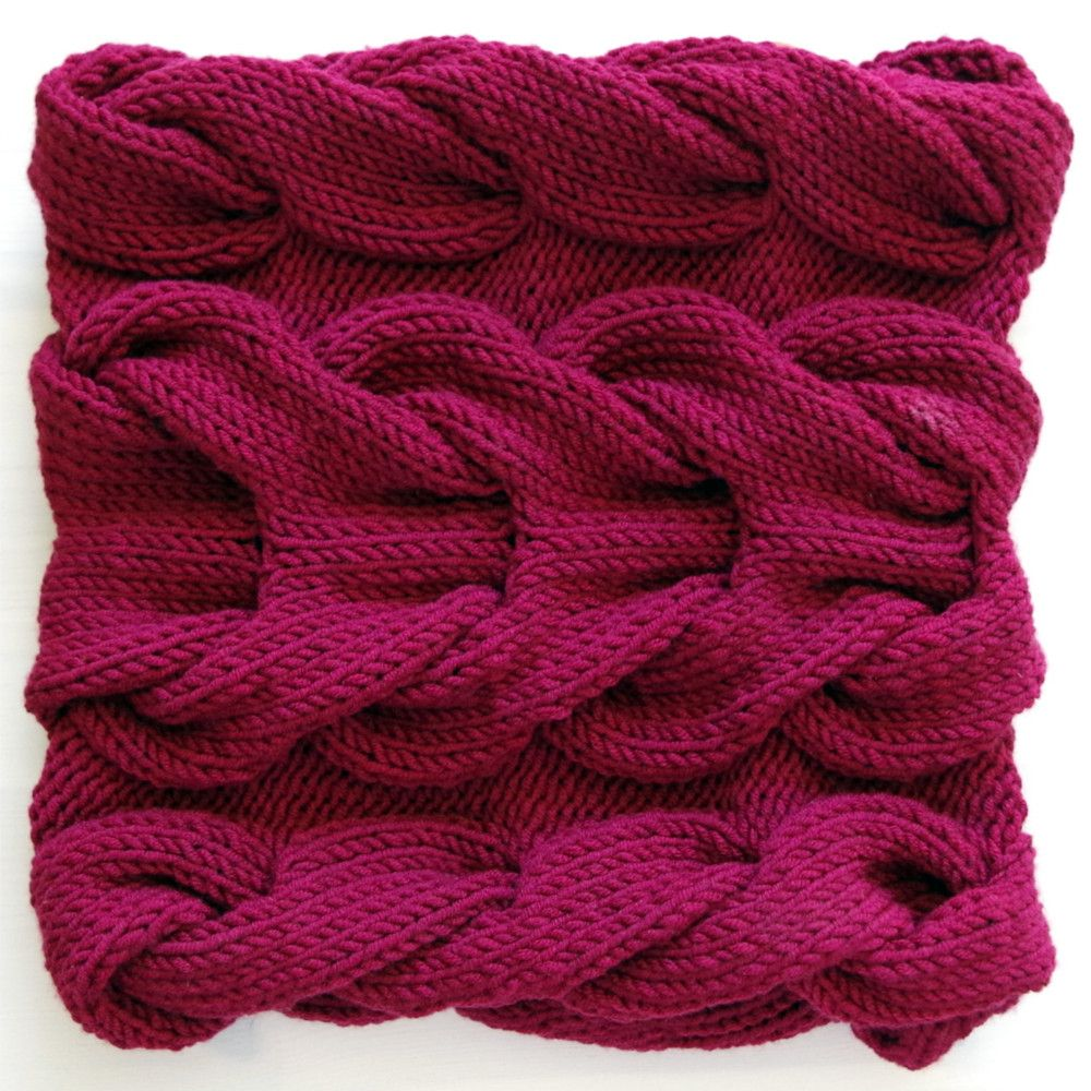 Chunky cable knit cowl | Knitting patterns, Patterns and Knit cowl