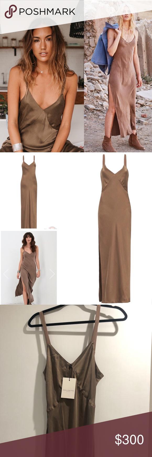 06e432594771 Love Cabin Silk Slip SOLD OUT Our ever-seductive Cabin Love Silk Slip Dress  is