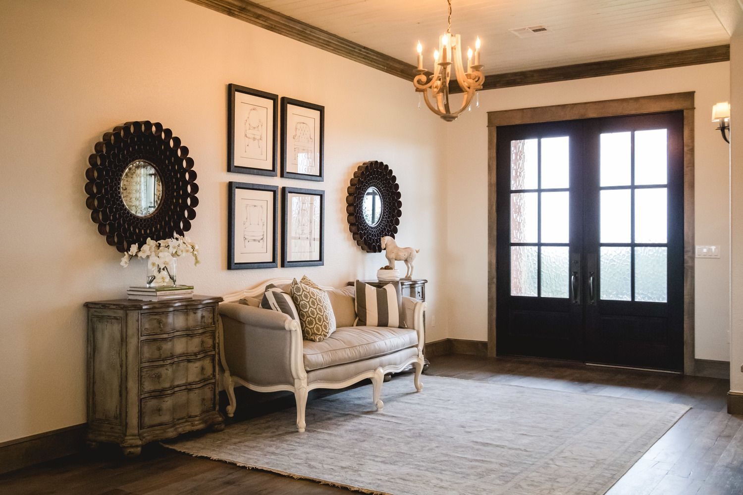Architectural details and interior design by alicia zupan for ethan