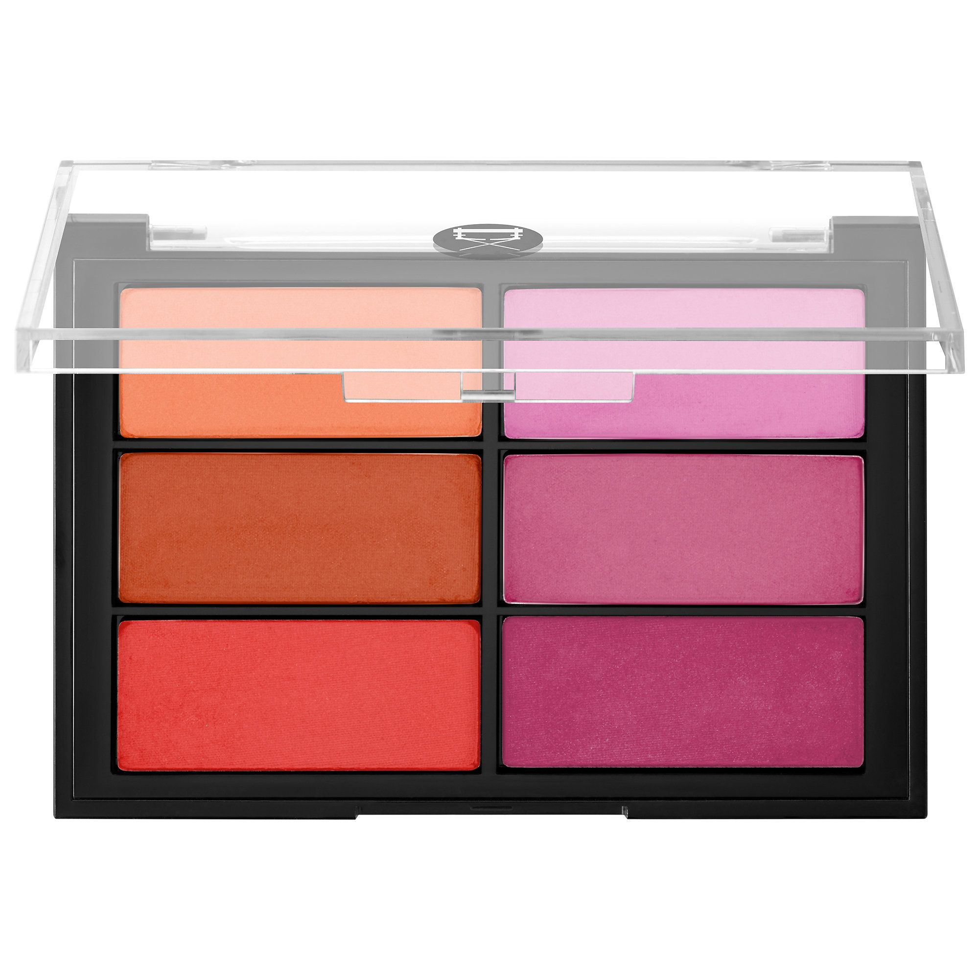 09f3d886b51 Shop Viseart s Blush Palette at Sephora. This palette features six shades  in dramatic plum and