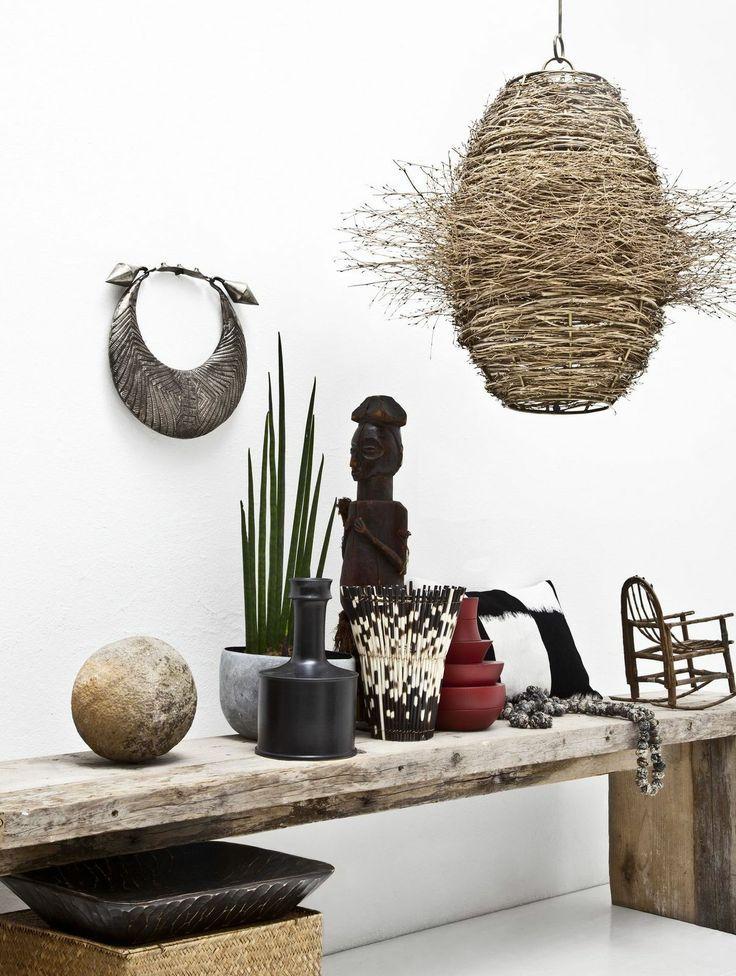 11x Wonen In Afrikaanse Sferen Interior Junkie Afrikaanse Interieur Minimalistisch Interieur Decoraties