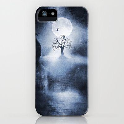 Misterios sobre el árbol iPhone & iPod Case by Viviana González - $35.00