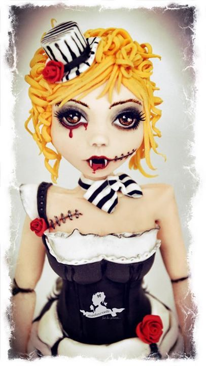 Mademoiselle fait des gâteaux Cakes - Halloween Pinterest Cake