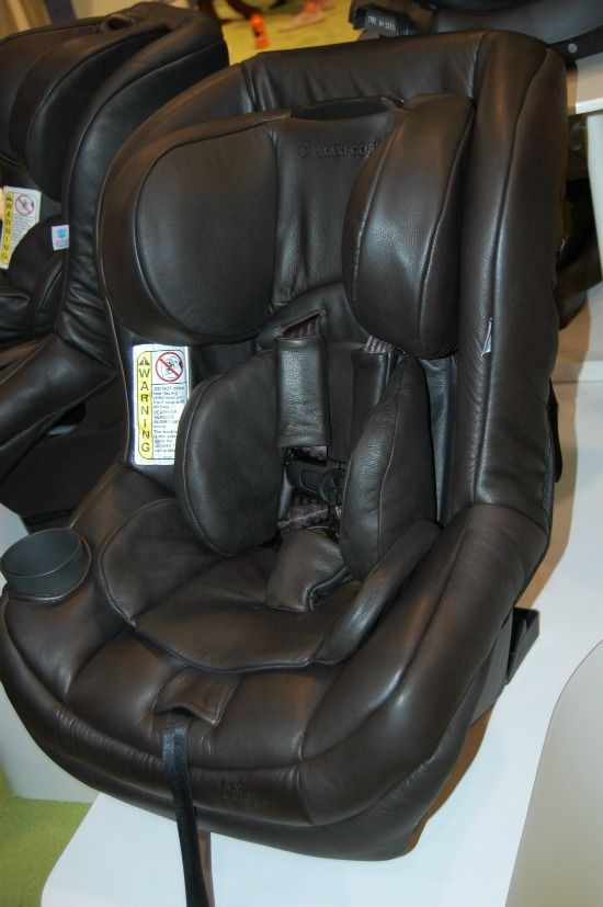 Quinny New Leather Baby Car SeatsYesReal Seats