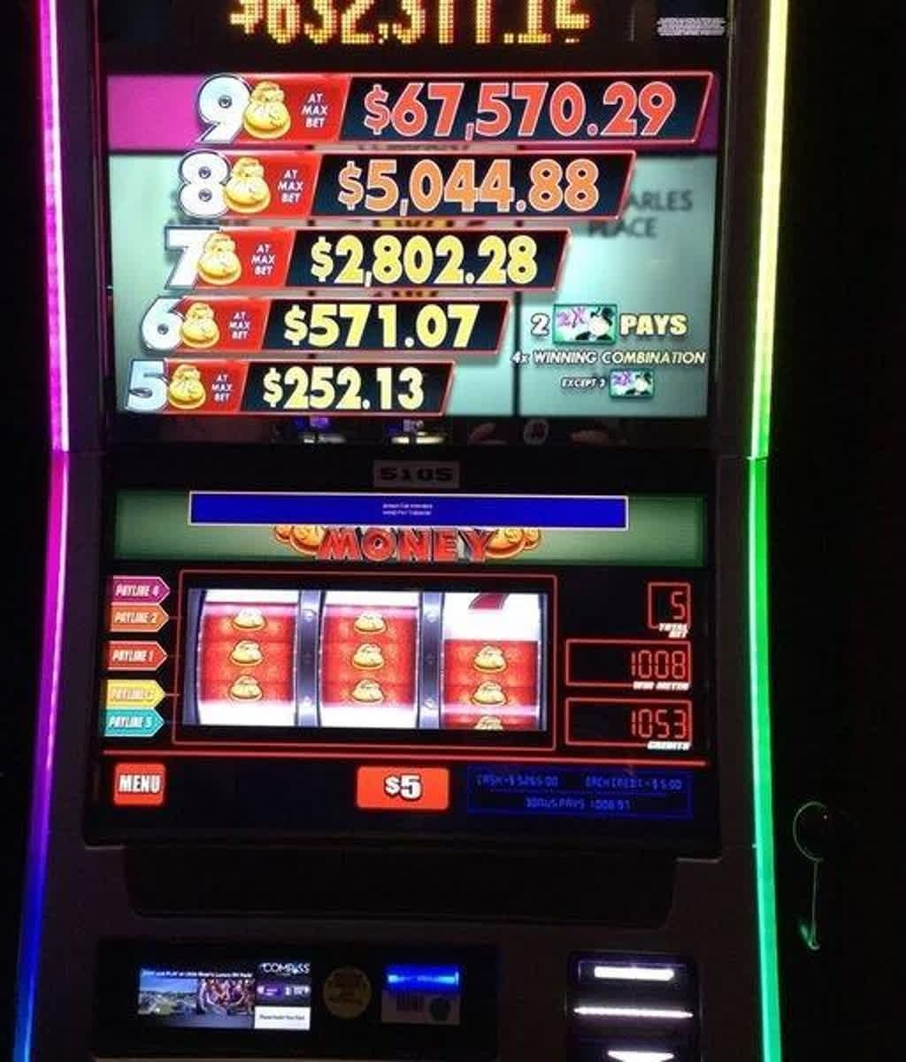 Real Money Real Jackpots Congratulations To A Guest From Sparta
