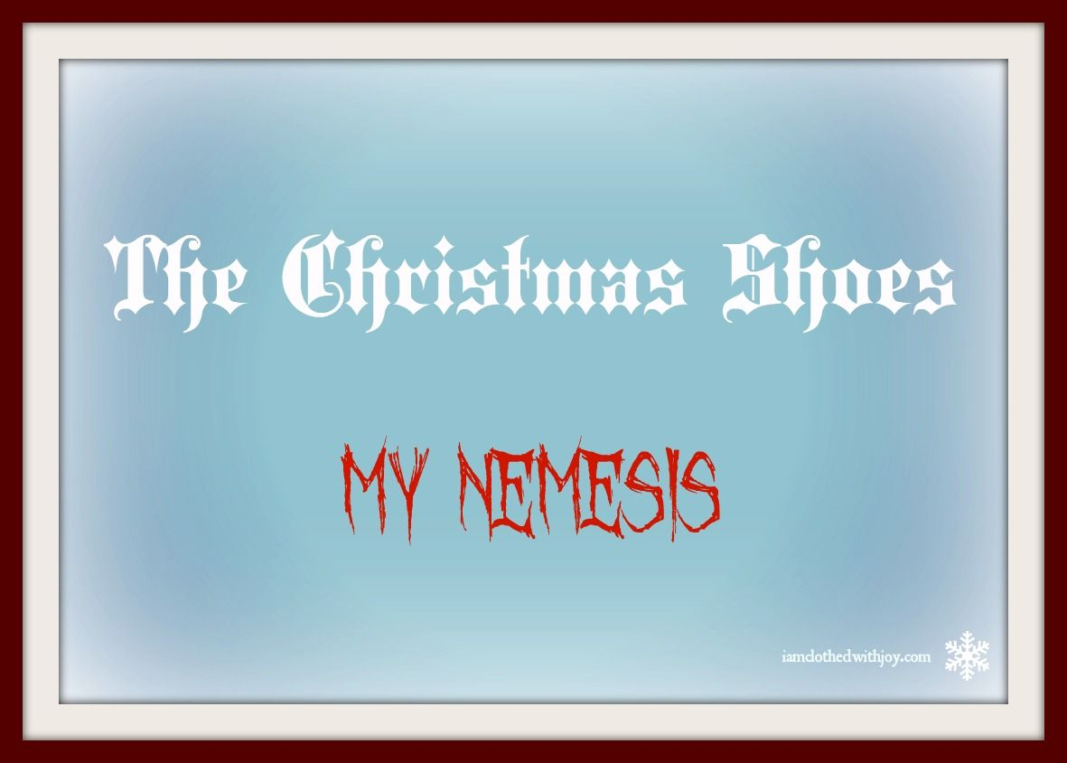 an open letter the christmas shoes song - Song Christmas Shoes
