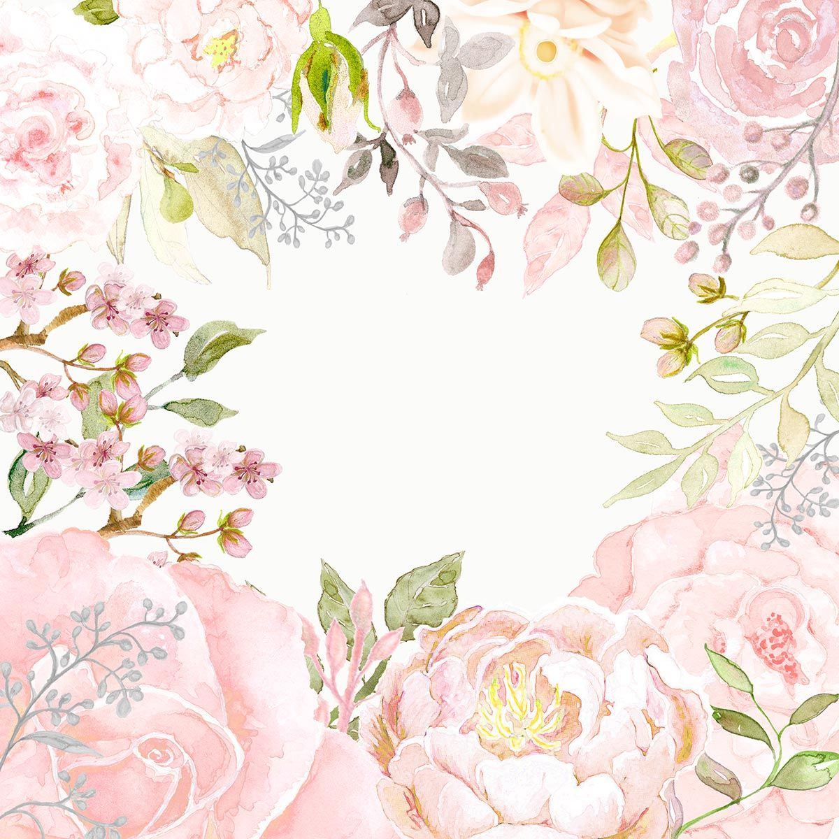 Обои вектор, абстракция, цветы, открытка. Разное foto 11