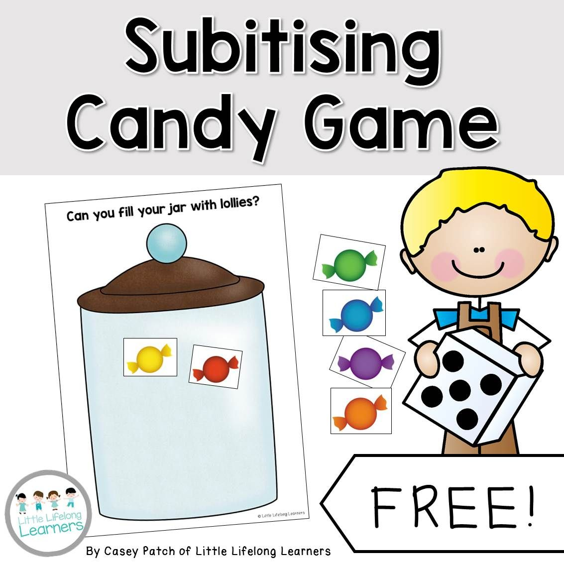 Hands On Activities For Learning How To Subitise