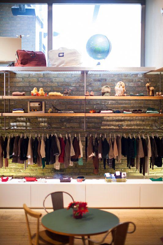 London's Best Kids' Clothes Shops