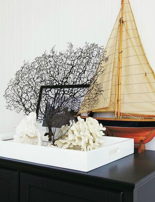 Black And White Coastal Decorating Ideas Http Www Pletely 2017 01 Decor In Pillows Html