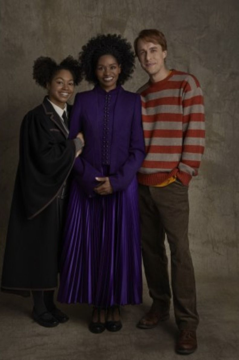 Take A Look At The New Cast Of Broadway S Harry Potter And The Cursed Child Harry Potter Cursed Child Rose Granger Weasley Best Harry Potter Fanfiction