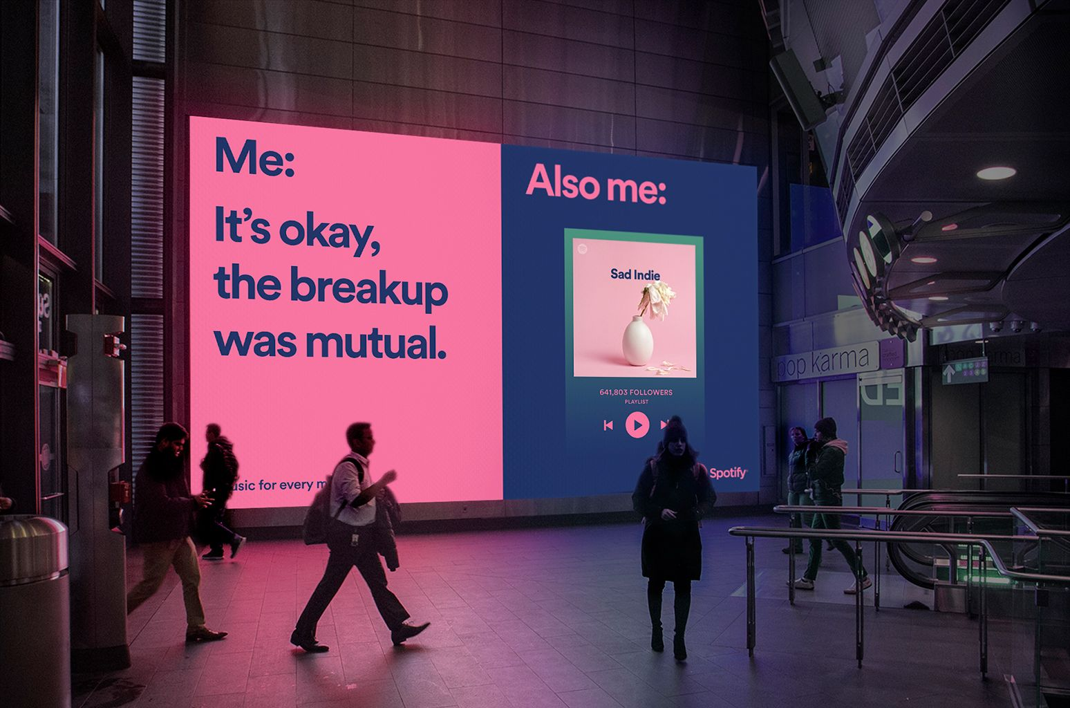 Here's Spotify's New MemeInspired Ad Campaign Brand