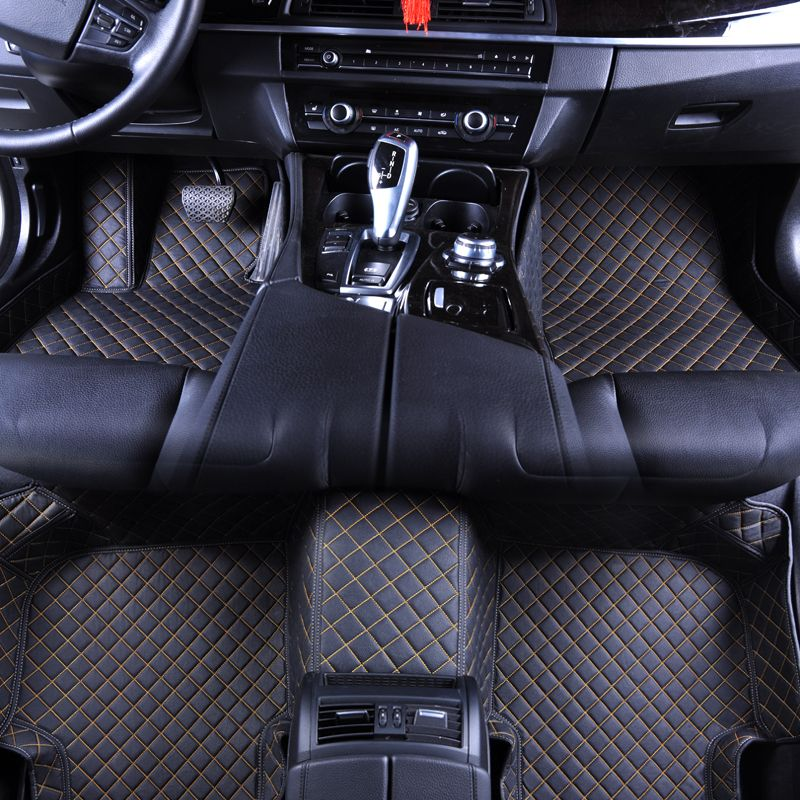 Custom Fit Car Floor Mats For Mercedes Benz A C W204 W205 E W211