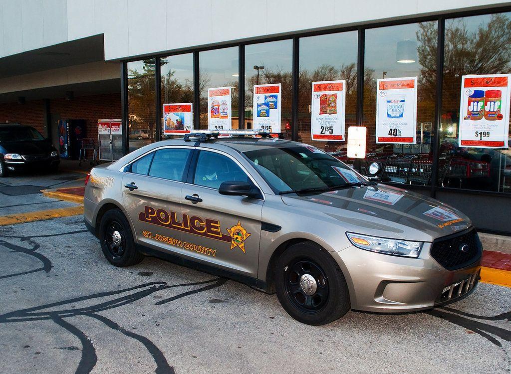 Sjcpd Ford Taurus Police Interceptor By Wolvesone Ford Police Victoria Police Interceptor