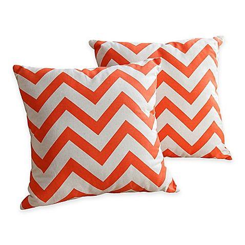 Throw pillows, Cotton throw pillow