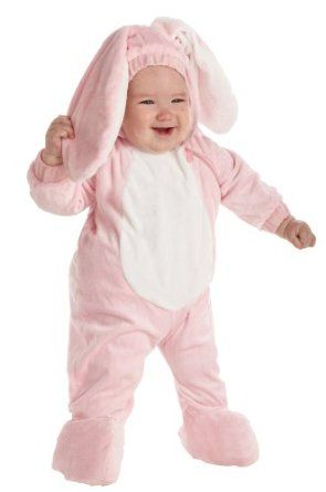 Very Cute Pink Bunny Infant Toddler Costume Awesome