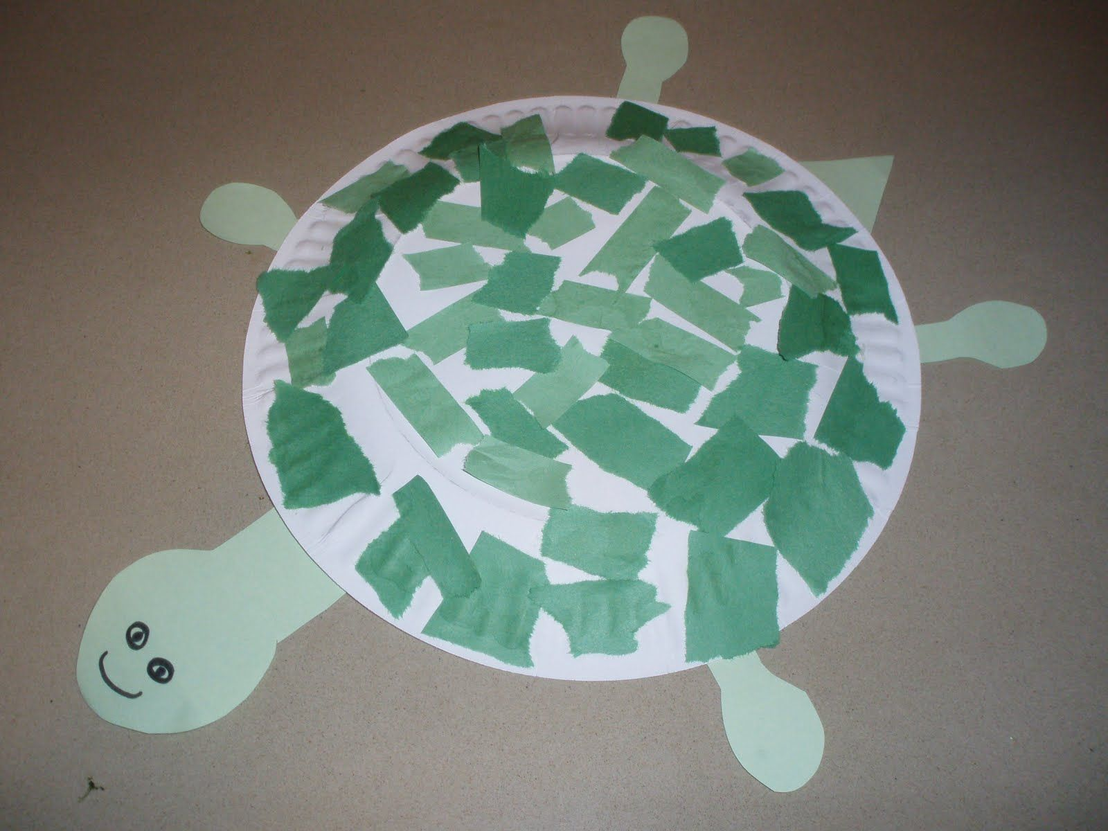 Franklin The Turtle Crafts