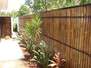 We Could Also Run Some Bamboo Screening In Front Of The Fences Which Would  Give Just The Right U0027feelu0027 For Our Japanese Garden. Elsewhere, We Should  Hide The ...