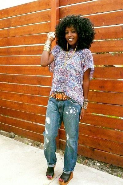 Pin En Boyfriend Jeans