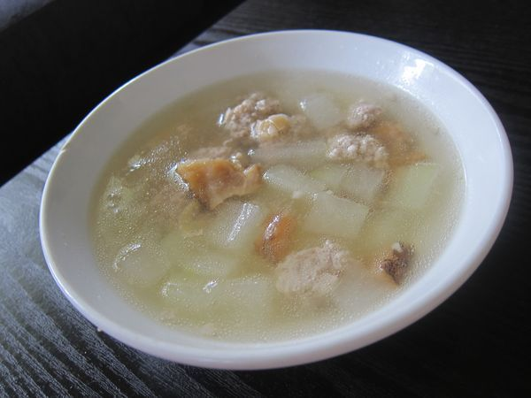 Winter Melon Soup: Comfort, Simple & Clear #wintermelon
