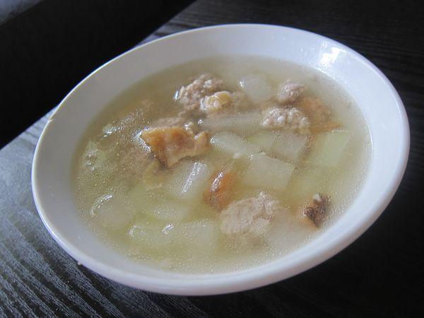 Winter Melon Soup: Comfort, Simple & Clear #wintermelon