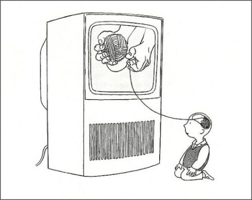 the influence of tv on children