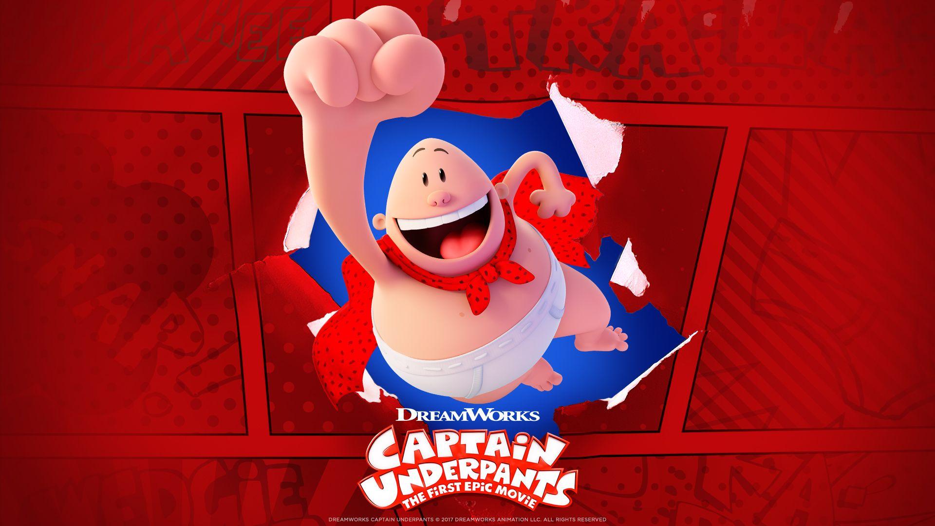 captain underpants dreamworks animation captain underpants