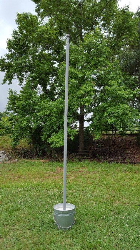 String Light Pole Fascinating Mobile String Light Poles Easy DIY Tiff's Bridal Shower