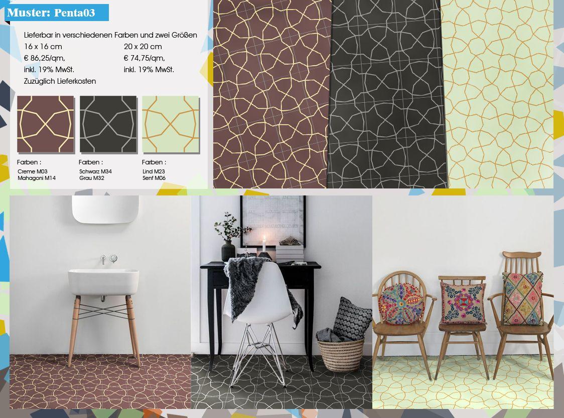 Fliesenausstellung München zementfliesen fliesen mosaico tiles cement tiles carreaux