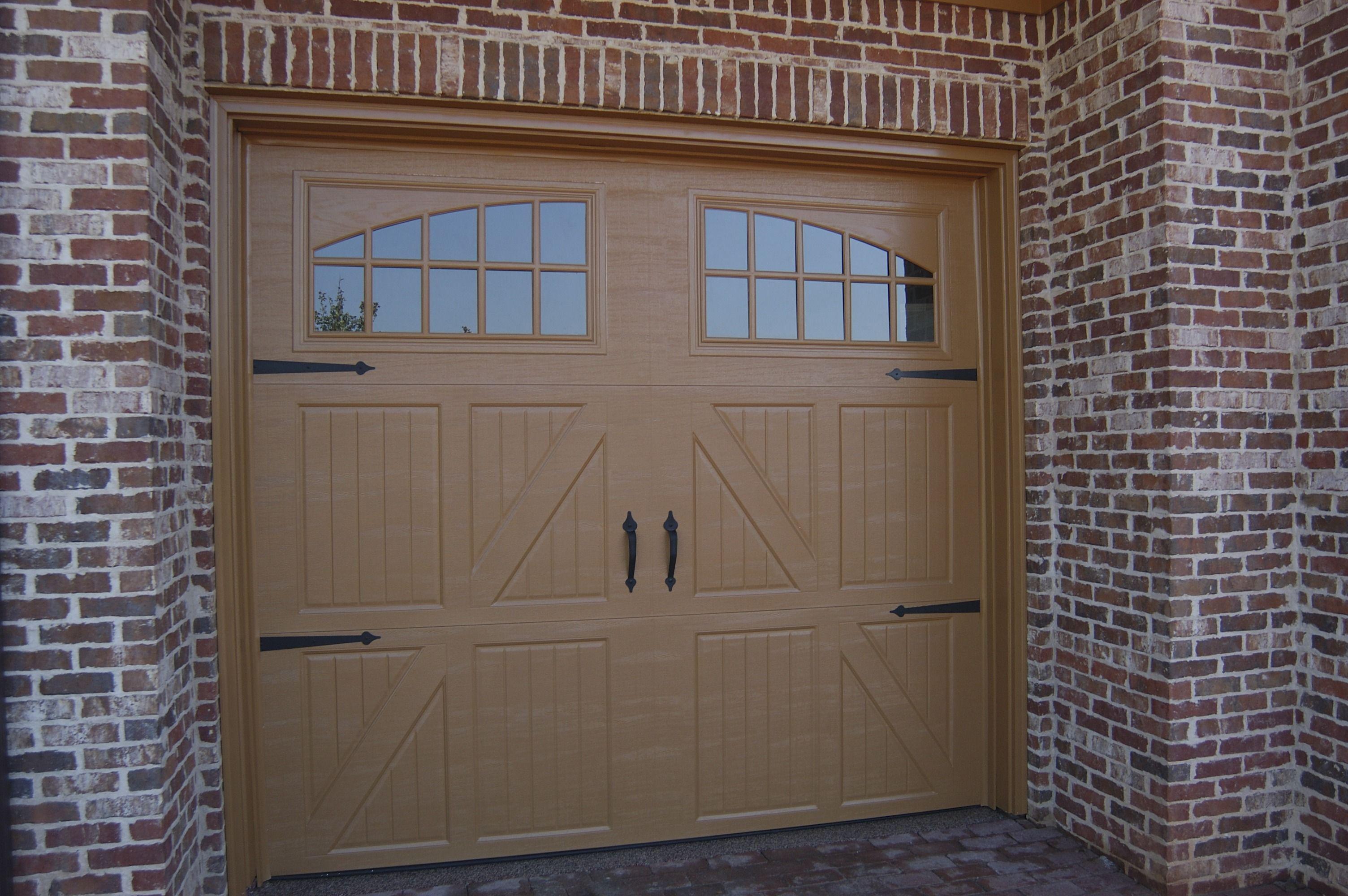 Garage Door Replacement Garage Door Design Garage Doors Brick Siding