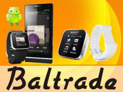 Zegarek Sony Smartwatch Mn2 Live View 2 Paski 3316827588 Oficjalne Archiwum Allegro Smart Watch Sony Electronic Products