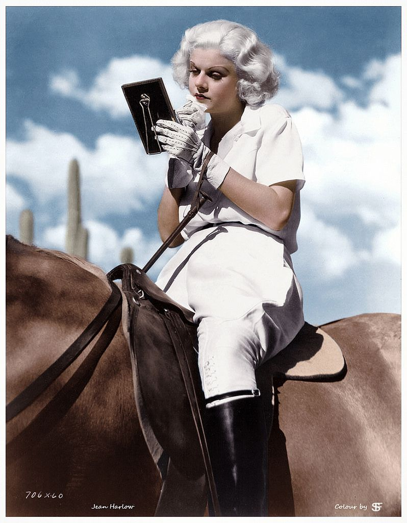 Jean Harlow 1911 - 1937   Малышки