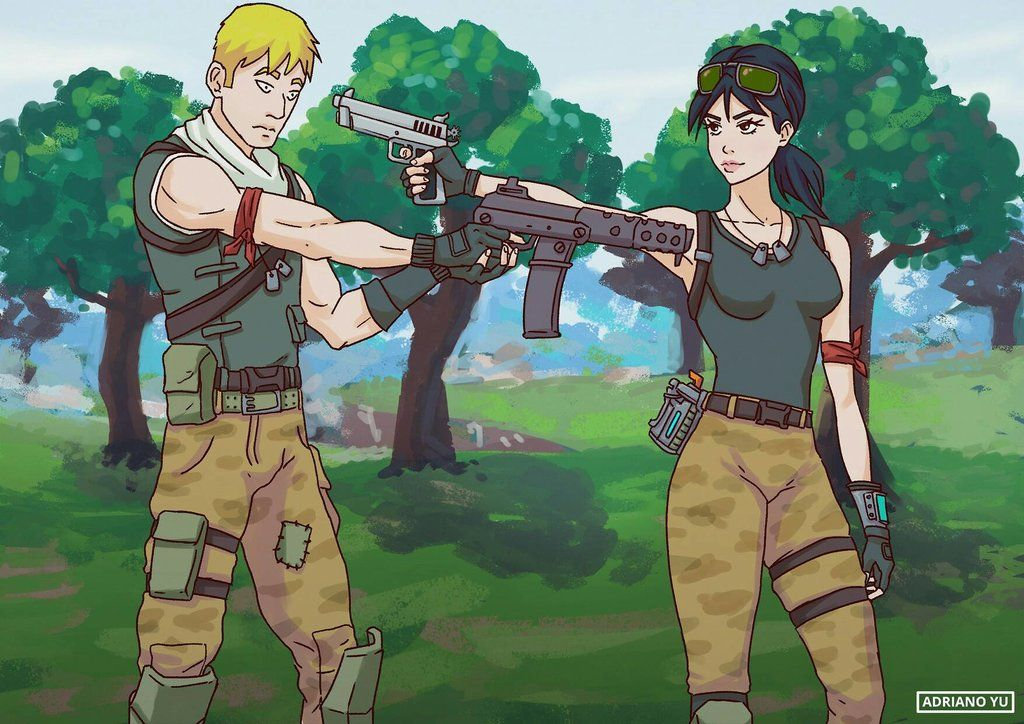Fortnite by on