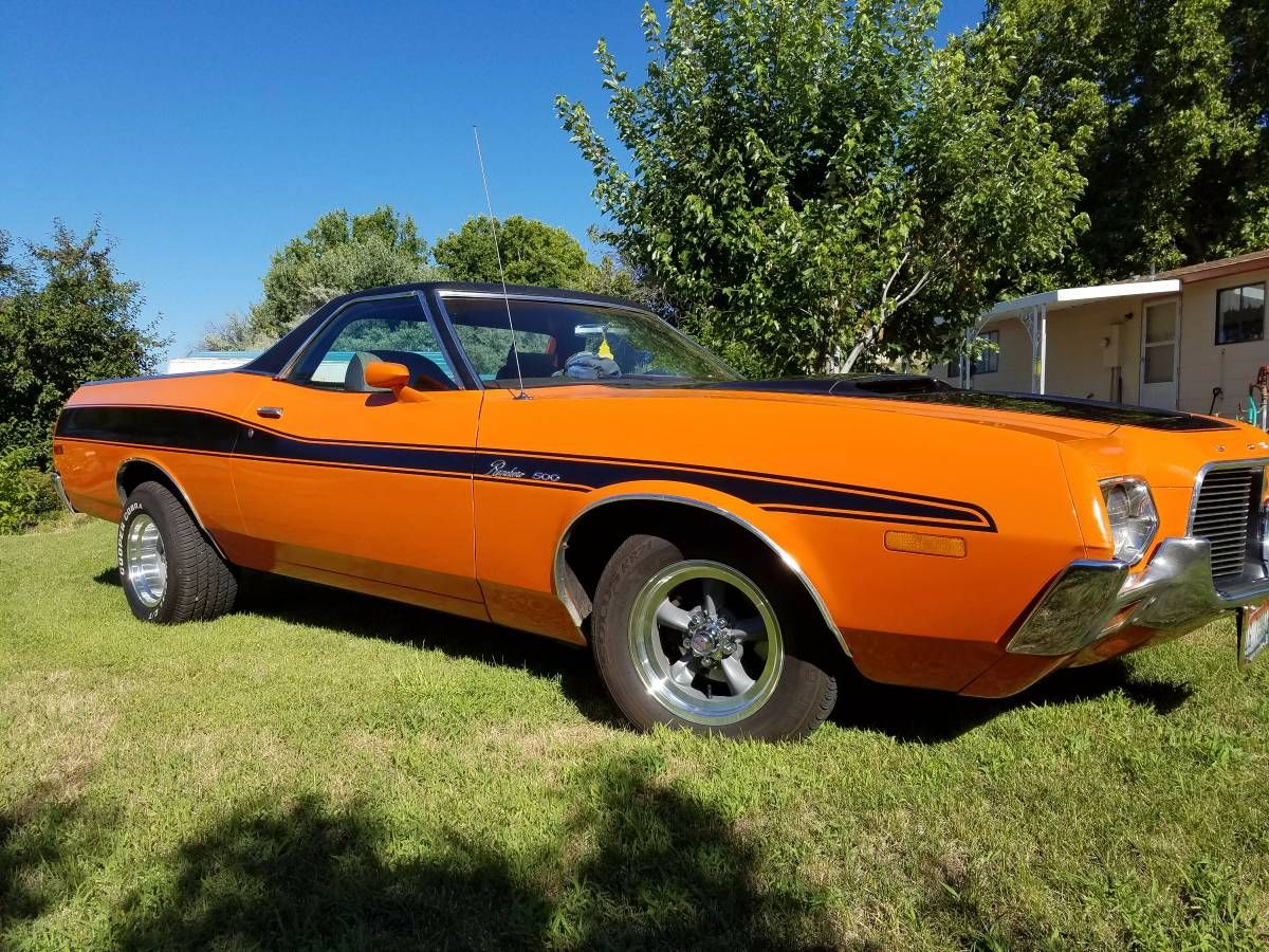 72 Ford Ranchero Gt Price Reduced To 9999 Ford Torino Car Ford Cars Trucks