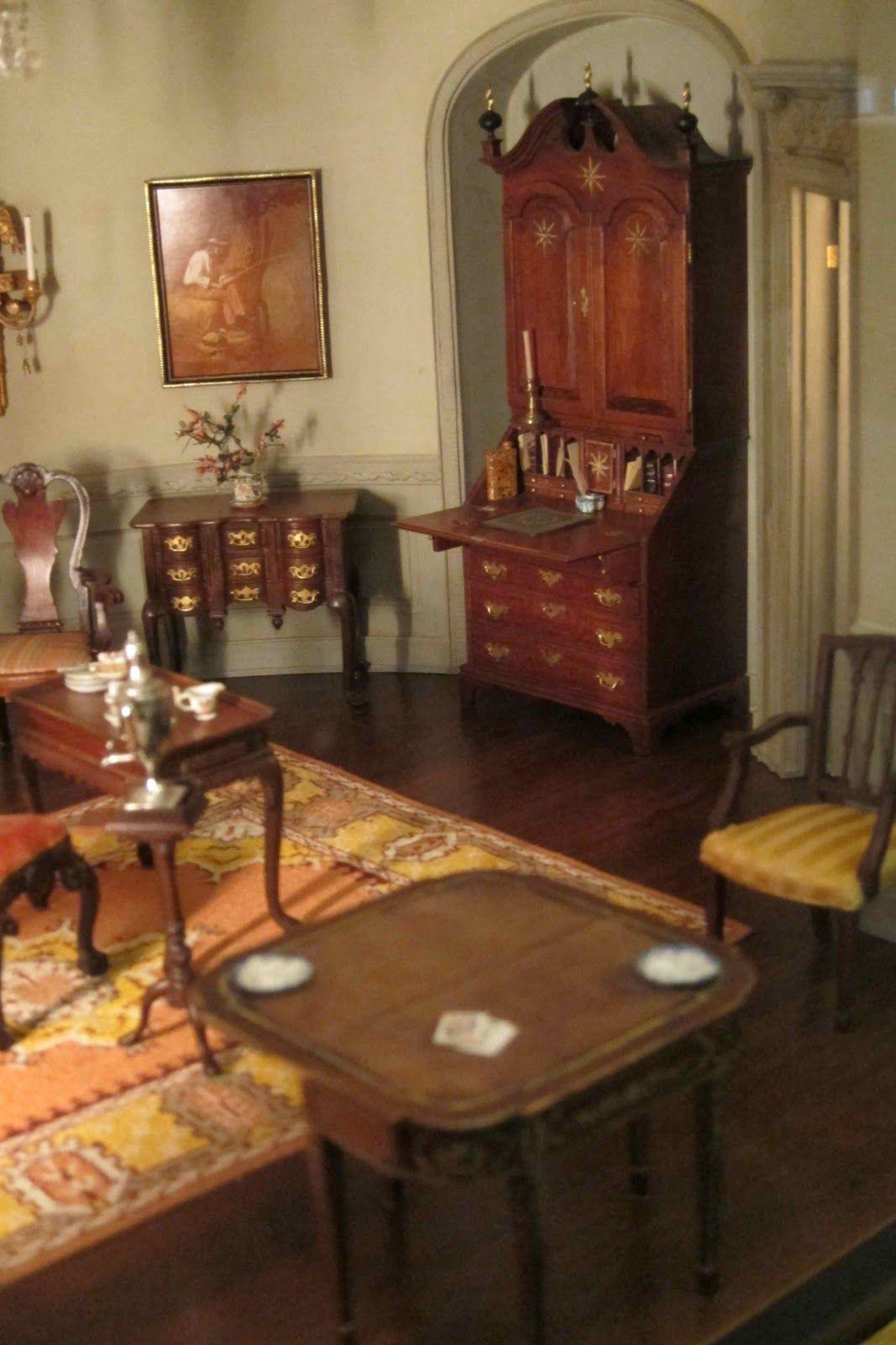 Small Talk Americana Thorne Room Temporarily Loan