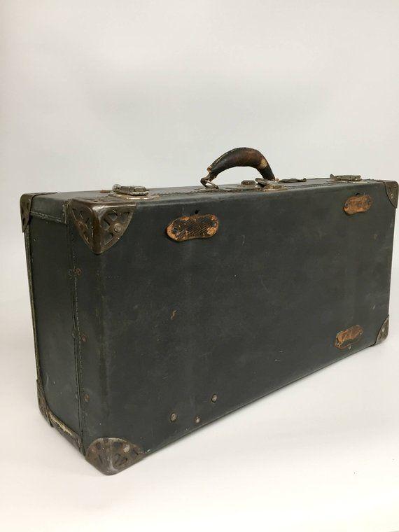 hardware Vintage luggage